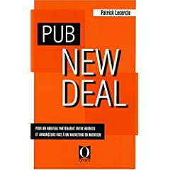 Pub New Deal, de Patrick Lecercle chez Ophrys (2007)