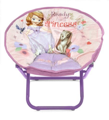Disney-Sofia-the-First-Toddler-Saucer-Chair