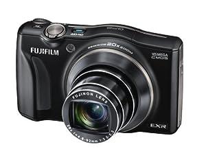 Fujifilm FinePix F770EXR Digital Camera - Black (16MP EXR CMOS Sensor, 20x Optical Zoom) 3 inch LCD Screen (discontinued by manufacturer)