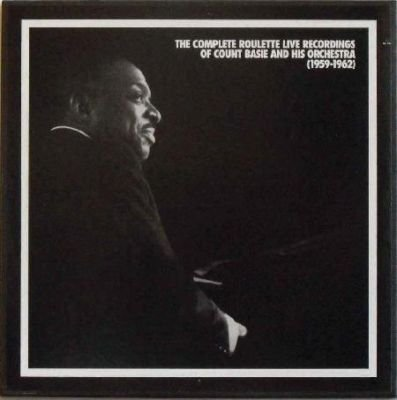Count Basie – The Complete Roulette Live Recordings of Count Basie and His Orchestra (1959-1962) (8CD Box Set) (1991) [FLAC]