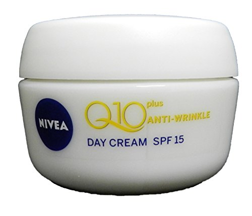 Nivea Visage Q10 Plus Creatine Anti Wrinkle Day Cream 1.7oz.