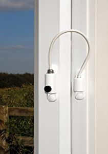 Upvc Cable Window Restrictor Child Safety Lock Used On
