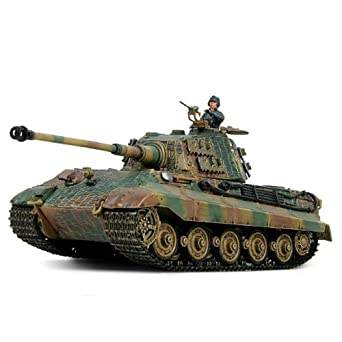 Unimax Forces of Valor 1:32 Scale German King Tiger -D-Day Series