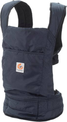ERGObaby ERGO Baby/NEW Packable / baby carrier / Navy [regular Agency 2 year guarantee: CREGR60101N