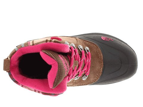 The North Face Chilkats Lace-Up Insulated Boot (Toddler/Little Kid/Big Kid)