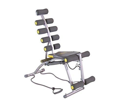 F238522f rockgym le banc de musculation vu la t l ebay for Banc de tele