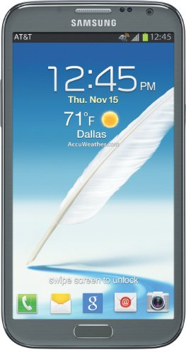 Samsung Galaxy Note II (AT&T)