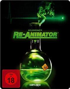 Re-Animator / Bride Of Re-Animator (2-Disc Steelbook Edition) [Blu-ray]