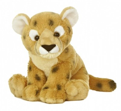 Cheetah Stuffed Animals