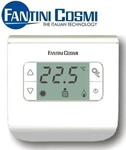 Termostato ambiente fantini cosmi ch110 fai da te for Termostato fantini cosmi c48 prezzo