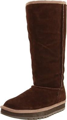 Skechers Women's Keepsakes-Birdie Knee-High Boot,Chocolate,5 M US