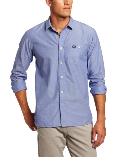 Fred Perry Men's Brushed End On End Shirt
