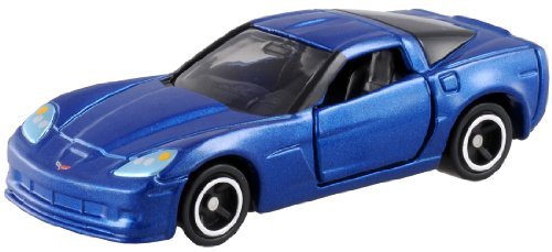 Tomica No.5 - Chevrolet Corvette Z06 (box) - 1