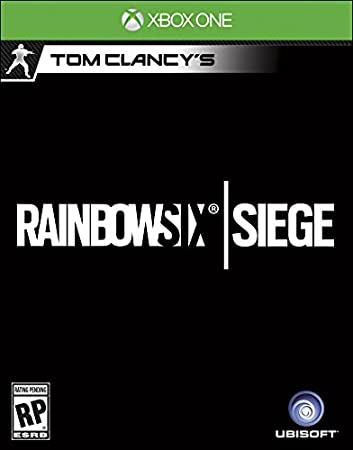 Tom Clancy's Rainbow 6 Siege - Xbox One