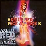 echange, troc Axelle Red - Face A / Face B - Digipack