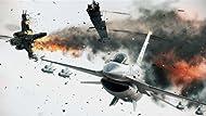 エースコンバット アサルト・ホライゾン 特典 戦闘機「F-4E PhantomII」がダウンロード出来るプロダクトコード入りカード付き