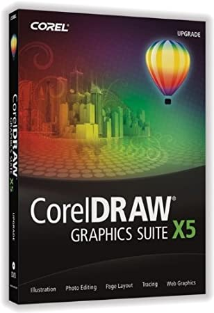 CorelDRAW Graphics Suite X5 Upgrade [Old Version]