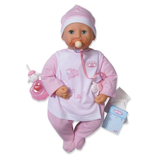 Amazon.com: Baby Annabell Function Doll