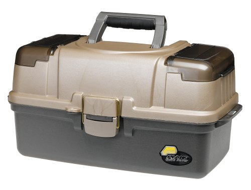 Plano 3-Tray with Top Access Tackle Box, Large