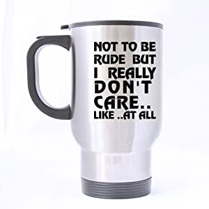 Amazon.com: Funny Sarcastic Quotes Mug - Pretty Clean Look Not To Be
