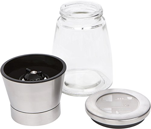 how to keep salt dry in grinder