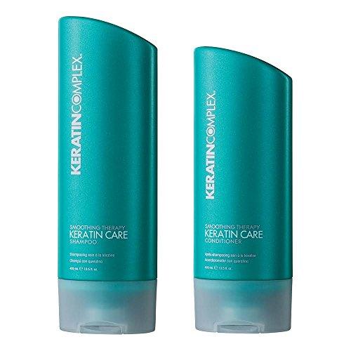 Coppola KERATIN Complex Care Shampoo & Conditioner DUO (400ml - 13.5oz each)