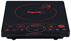 Pigeon Rapido Touch 2000-Watt Induction Cooktop (Black)