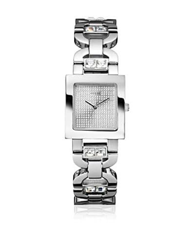 Guess Reloj de cuarzo Woman W90047L1 Plateado 35 mm