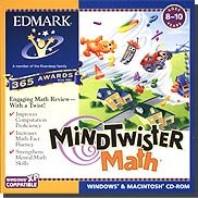 EDMARK MINDTWISTER MATH