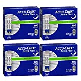 Accu-Chek Aviva Plus Glucose Test Strips (400 Count)