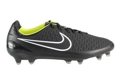 Nike Magista Opus Fg Black/Volt//Black Us Sz. 9.5 Mens Soccer