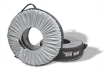 Seasonal Tire Tote