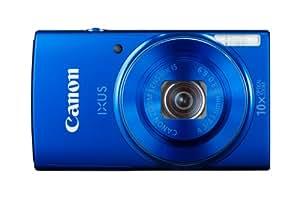 """Canon Ixus 155 Appareil photo numérique compact 20 Mpix Écran LCD 2,7"""" Zoom optique 10X Bleu"""