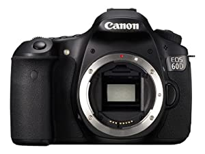 "Canon EOS 60D 18 MP Digital SLR Camera + Canon 18-55mm IS Lens + Tamron 75-300mm Zoom Lens + 2x Telephoto Lens + 2 UV Filters + 2 CPL Filter + 8 GB Memory Card + Extra Rechargeable Battery + Camera Backpack + 57"" Deluxe Tripod + 11 Piece Kit + 3 Year Celltime Warranty Repair Package"