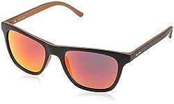 Police Men's Black Wayfarer Sunglasses Police-S1936-6HYR