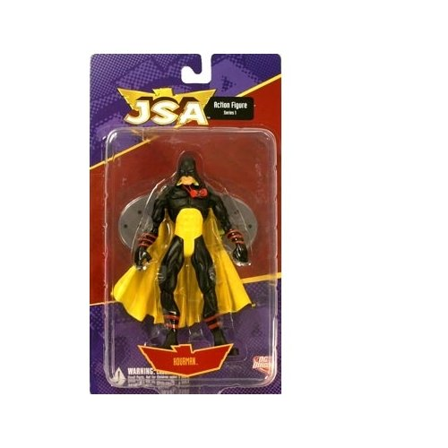 Dc Direct Modern JSA Series 1 Action Figure Hourman - 1