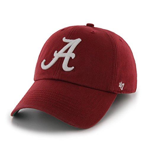alabama-crimson-tide-47-brand-new-franchise-fitted-hat-xl