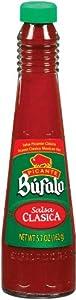 Bufalo Sauce Jalapeno Hot 55 Oz Pack Of 12 by Bufalo