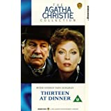 "Thirteen At Dinner - Agatha Christie [VHS] [UK Import]von ""Agatha (Buch) Christie"""