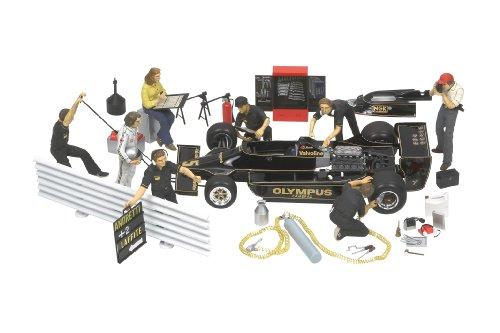 グランプリコレクションシリーズ No.63 1/20 モータースポーツチームセット 1970-1985
