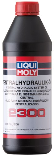 Liqui Moly 3665 2300 Central Hydraulic System Oil 1 Litre