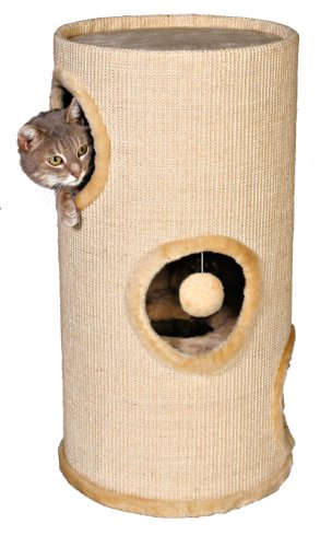 Trixie Cat Tower, 70 cm, Beige