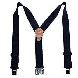 2 In. Perry Work Suspenders (Navy Regular)