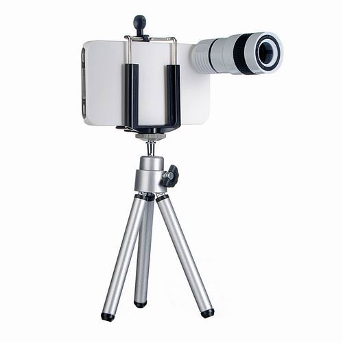 8X Optical Zoom Telescope Lens For Apple Iphone 4 4G