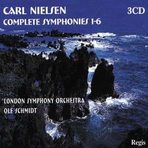 Nielsen: Complete Symphonies (1-6)
