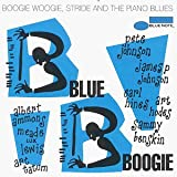 Blue Boogie:Boogie Woogie,Stride Blue