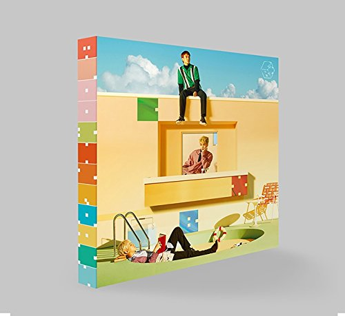 CD : EXO-CBX - Blooming Days [Days ver.] (2nd Mini Album)