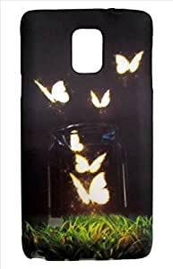 Generic Printed Mobile Back Cover / Back Case for Samsung Galaxy Note 4