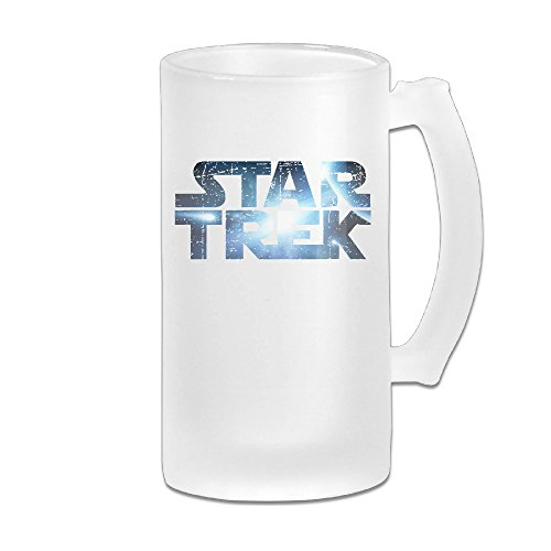 WLHZQS Star Trek Wars Frosted Glass Beer Stein (Star Wars Blowers compare prices)