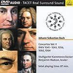 V 2: Bach Concertos (DVD Audio (DVD A...